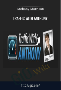 Traffic With Anthony - Anthony Morrison