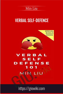 Verbal Self-Defence - Min Liu