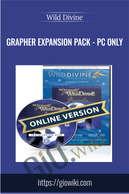 Grapher Expansion Pack - PC Only - Wild Divine