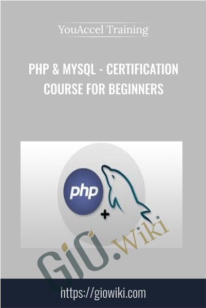 PHP & MySQL - Certification Course for Beginners - YouAccel Training