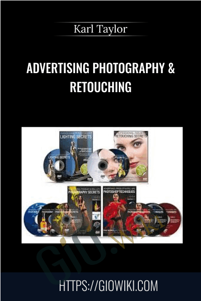 Advertising Photography & Retouching - Karl Taylor