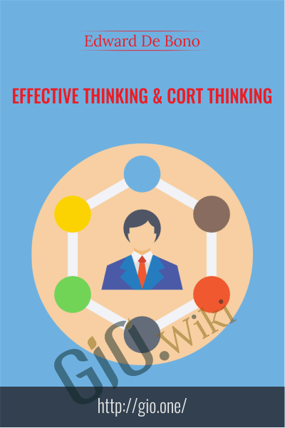 Effective Thinking & CoRT Thinking - Edward De Bono