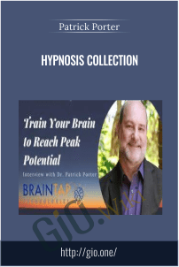 Hypnosis Collection – Dr Patrick Porter