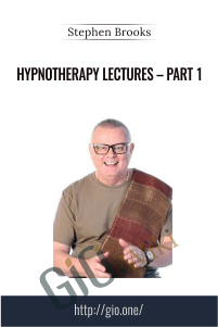 Hypnotherapy Lectures – Part 1 – Stephen Brooks
