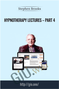 Hypnotherapy Lectures – Part 4 – Stephen Brooks