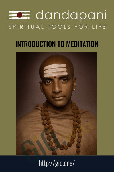 Introduction to Meditation - Dandapanillc