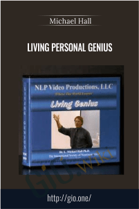 Living Personal Genius – L. Michael Hall
