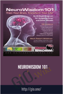NeuroWisdom 101 - Mark Waldman