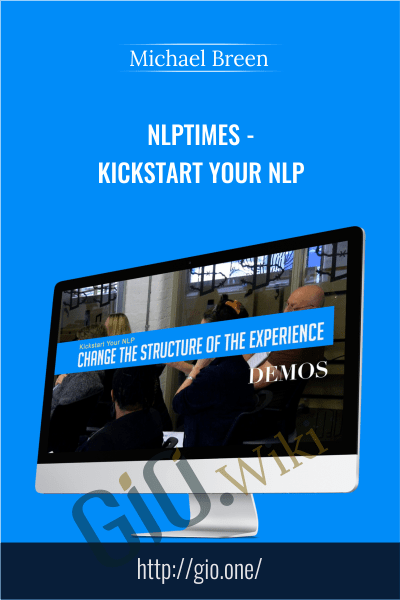 Nlptimes - Kickstart Your NLP - Michael Breen