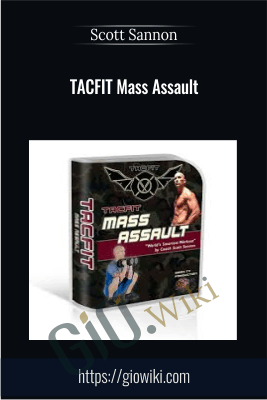 TACFIT Mass Assault - Scott Sonnon
