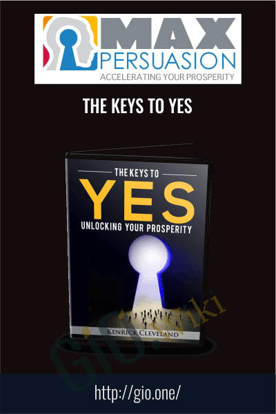 The Keys To Yes – Kenrick Cleveland