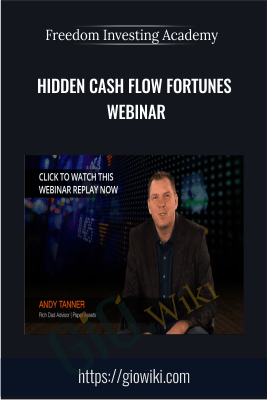 Hidden Cash Flow Fortunes Webinar - Freedom Investing Academy