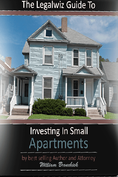 Investing In Small Apartments Advanced eCourse - William Bronchick