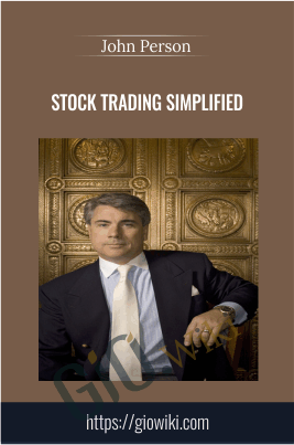 Stock Trading Simplified - 3 DVD + PDF Workbook - John Person
