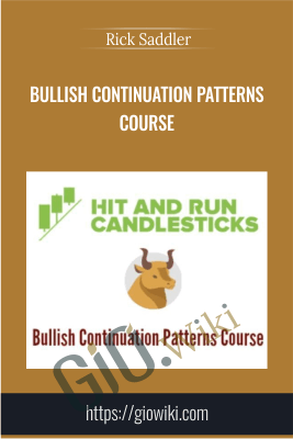 Bullish Continuation Patterns Course - Rick Saddler