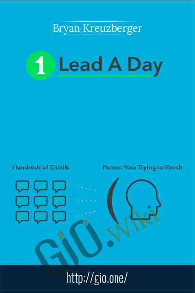 1 Lead A Day - Bryan Kreuzberger