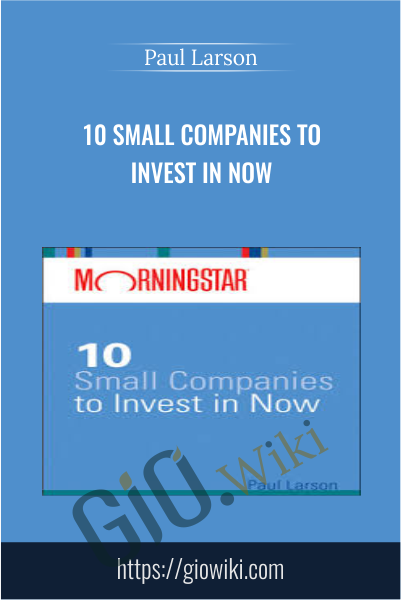 10 Small Companies to Invest in Now - Paul Larson
