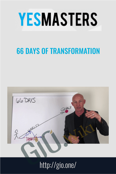 66 Days of Transformation - YesMasters