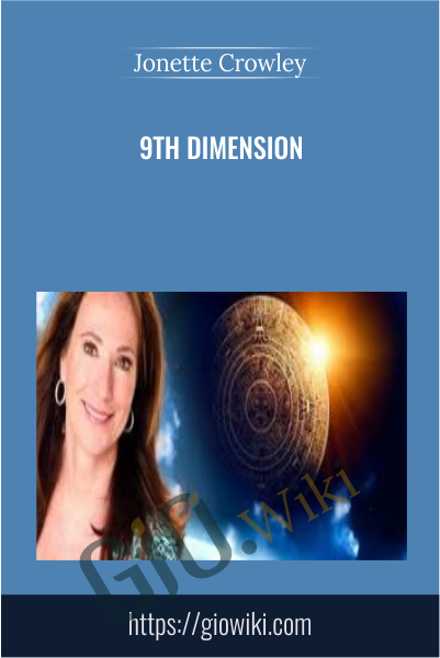 9th Dimension  - Jonette Crowley