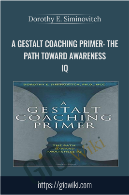 A Gestalt Coaching Primer: The Path Toward Awareness IQ - Dorothy E. Siminovitch