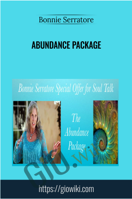 Abundance Package - Bonnie Serratore