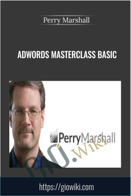 AdWords Masterclass Basic