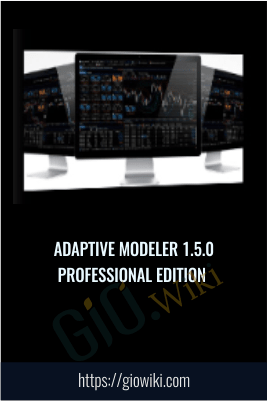 Adaptive Modeler 1.5.0 Professional Edition