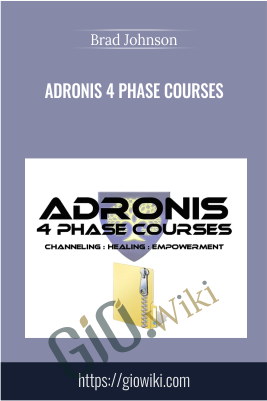 Adronis 4 Phase Courses - Brad Johnson