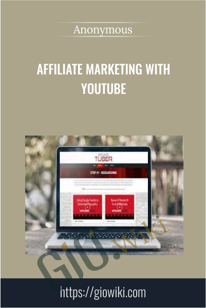 Affiliate Marketing With Youtube