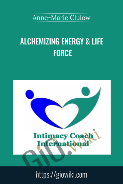 Alchemizing Energy & Life Force - Anne-Marie Clulow