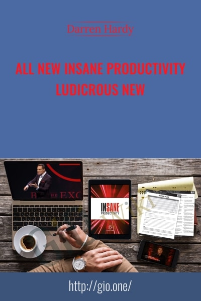 All New Insane Productivity Ludicrous New