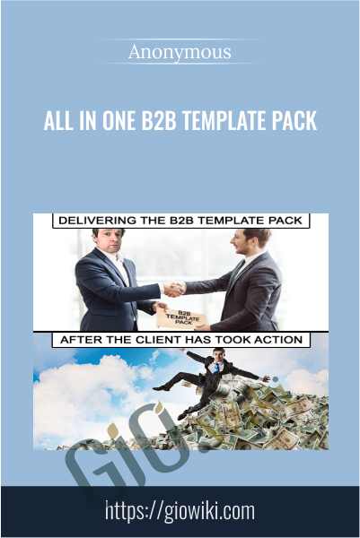 All in One B2B Template Pack