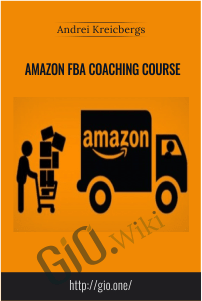 Amazon FBA Coaching Course – Andrei Kreicbergs