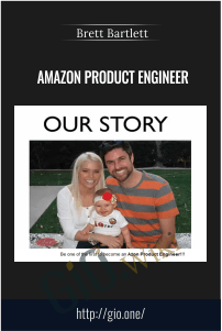Amazon Product Engineer - Brett Bartlett