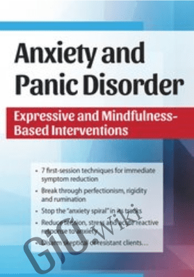 Anxiety and Panic Disorder: Expressive and Mindfulness-Based Interventions *Pre-Order* - Dianne Taylor Dougherty