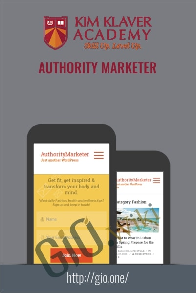 Authority Marketer