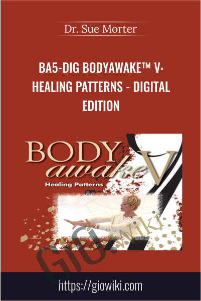 BA5-DIG BodyAwake™ V: Healing Patterns - Digital Edition - Dr. Sue Morter