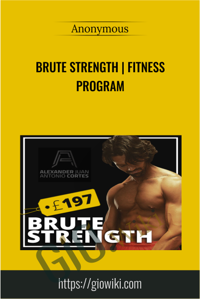 Brute Strength | Fitness Program