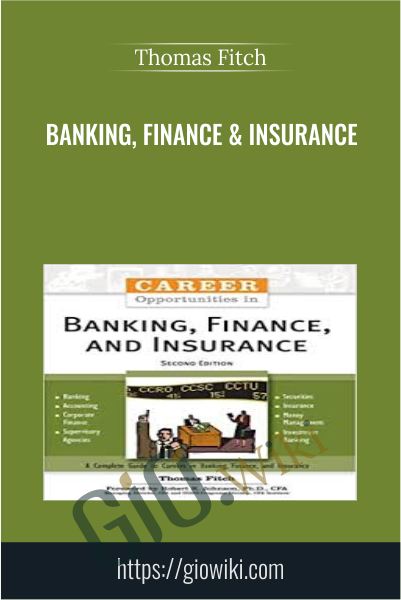 Banking, Finance & Insurance - Thomas Fitch