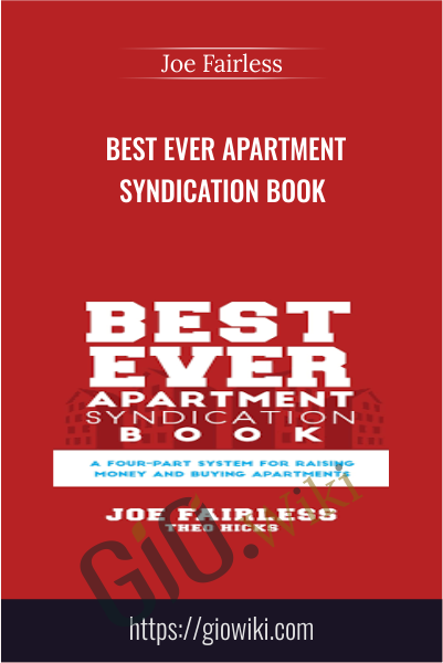 Best Ever Apartment Syndication Book - Joe Fairless