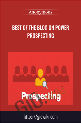 Best of the Blog on Power Prospecting