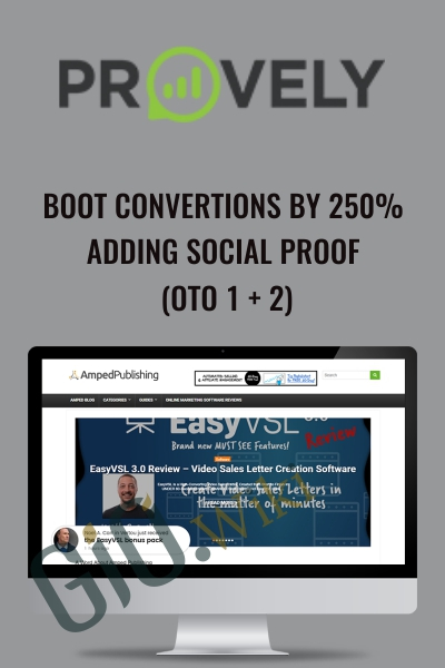 Boot Convertions By 250% Adding Social Proof