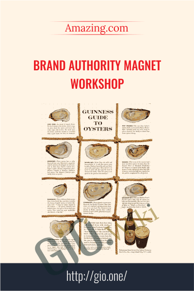 Brand Authority Magnet Workshop Amazing.com – Amazing