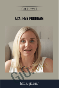 Academy Program – Cat Howell