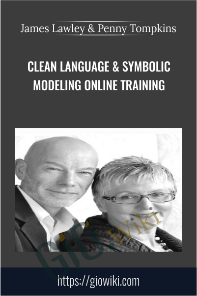 Clean Language & Symbolic Modeling Online Training - James Lawley & Penny Tompkins