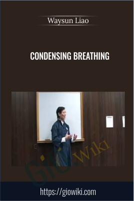 Condensing Breathing - Waysun Liao