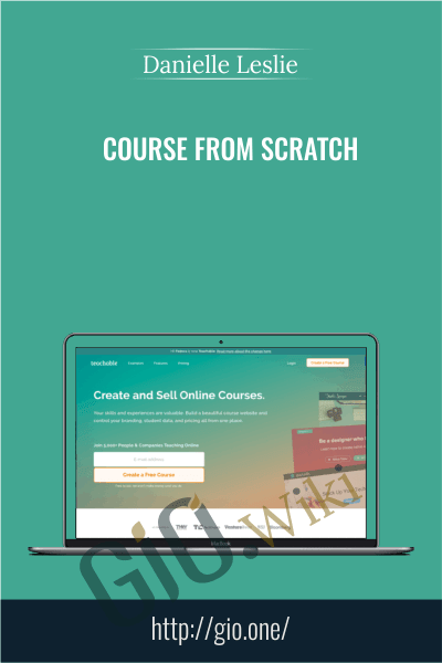 Course From Scratch - Danielle Leslie