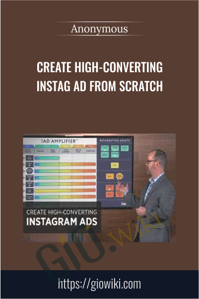 Create High-Converting Instag Ad from Scratch - Ralph Burns