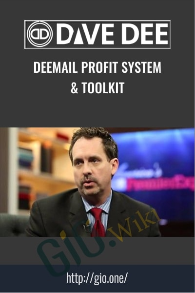 DEEmail Profit System & Toolkit - Dave Dee