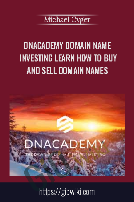 DNAcademy Domain Name Investing Learn How to Buy and Sell Domain Names